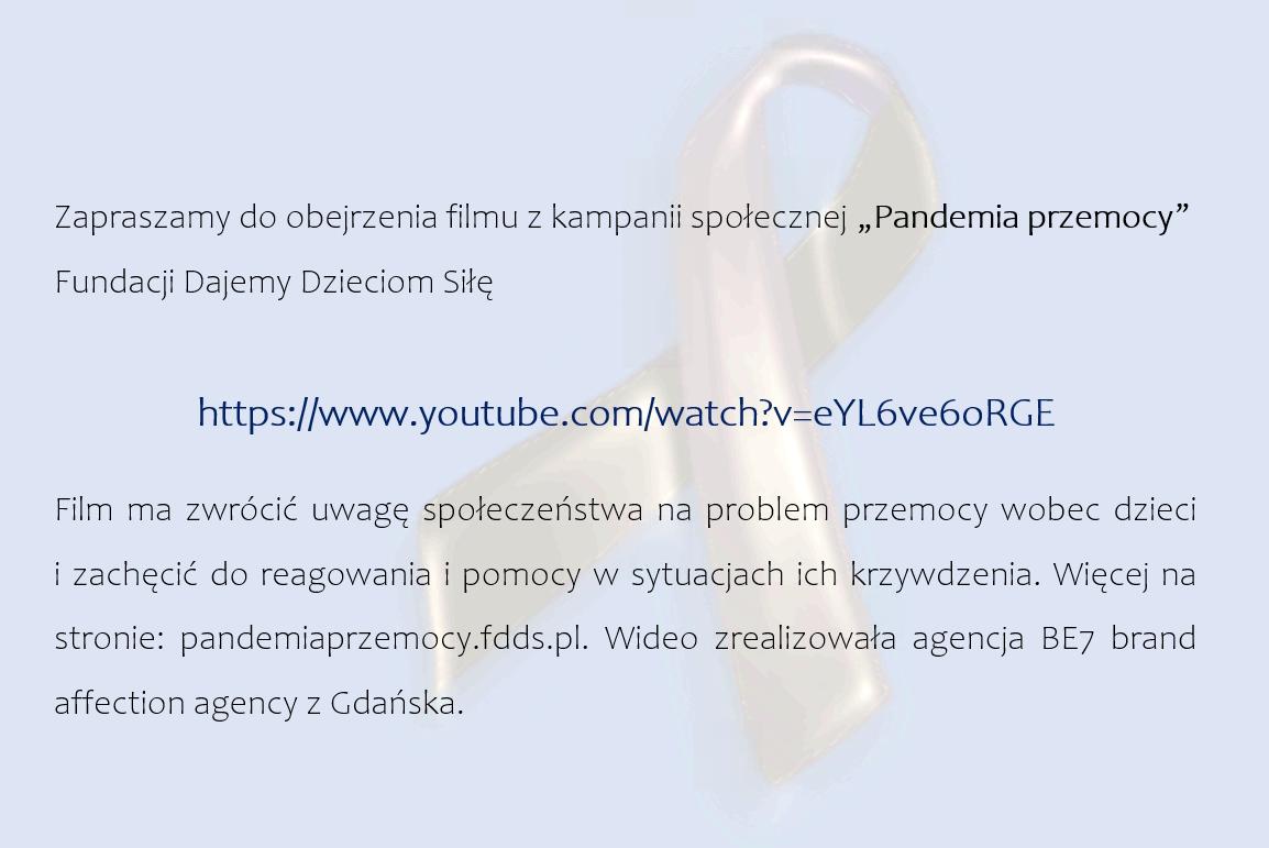 Pandemia przemocy
